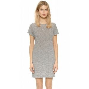 Air by Alice and Olivia | Roll Sleeve Linen Dress